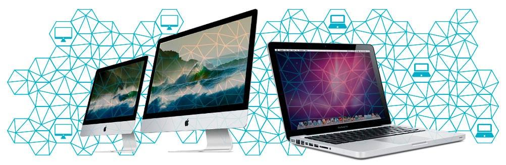 Reparar Mac ordenadores Apple y Iphone
